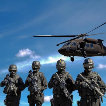 Seguridad y Militaria
